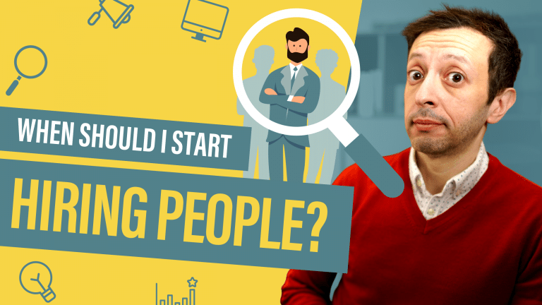When Should I Start Hiring People?